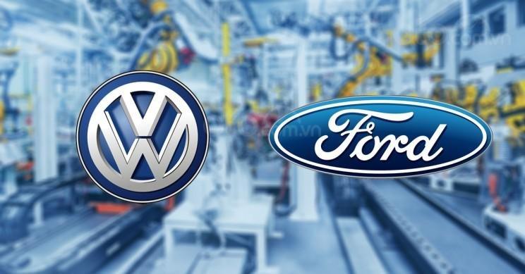 Thương vụ hợp tác Ford-Volkswagen tạo điều kiện 2 hãng phát triển công nghệ