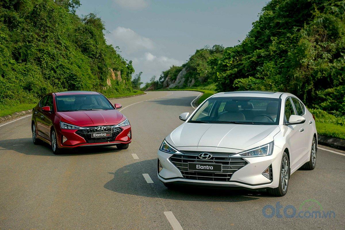 Đánh giá xe Hyundai Elantra 2019 bản nâng cấp.