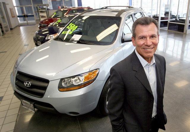Doanh nhân vàng trong ngành ô tô Mỹ