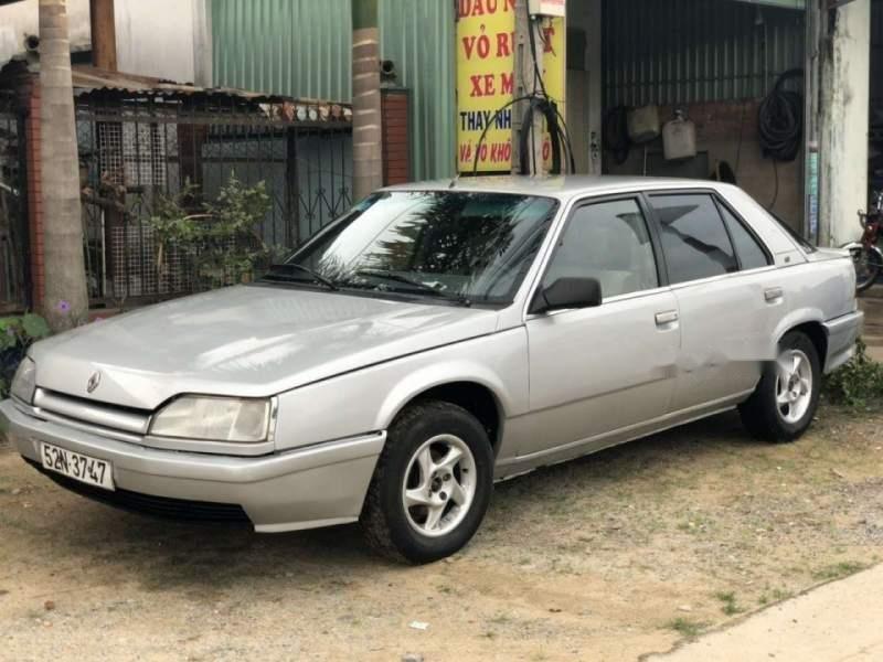 Bán xe Renault 25 sản xuất năm 1989, màu bạc, xe nhập (2)