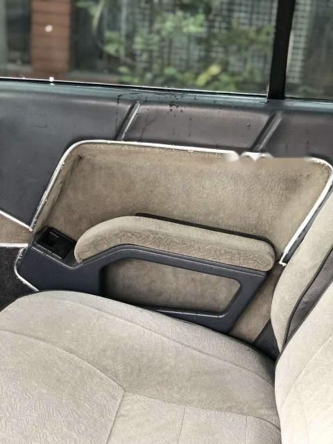 Bán xe Renault 25 sản xuất năm 1989, màu bạc, xe nhập (5)