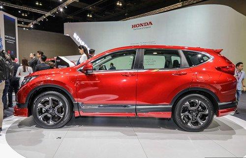 Honda CR-V Mugen chỉ sản xuất giới hạn 300 xe, giá từ 37.100 USD a2