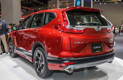 Honda CR-V Mugen chỉ sản xuất giới hạn 300 xe, giá từ 37.100 USD a9