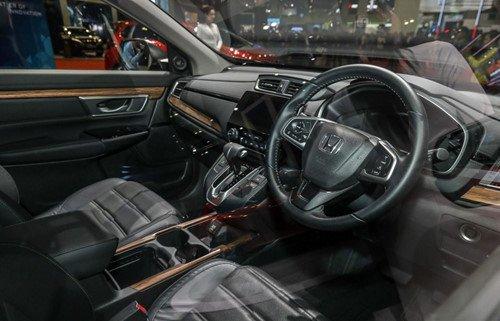 Honda CR-V Mugen chỉ sản xuất giới hạn 300 xe, giá từ 37.100 USD a8