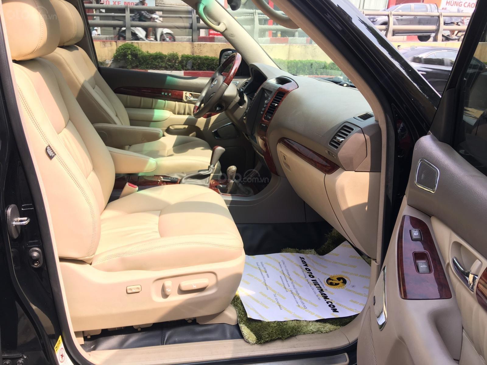 Bán xe Lexus GX 470 4.7 SX 2009, ĐKLĐ 2015, nhập khẩu (10)
