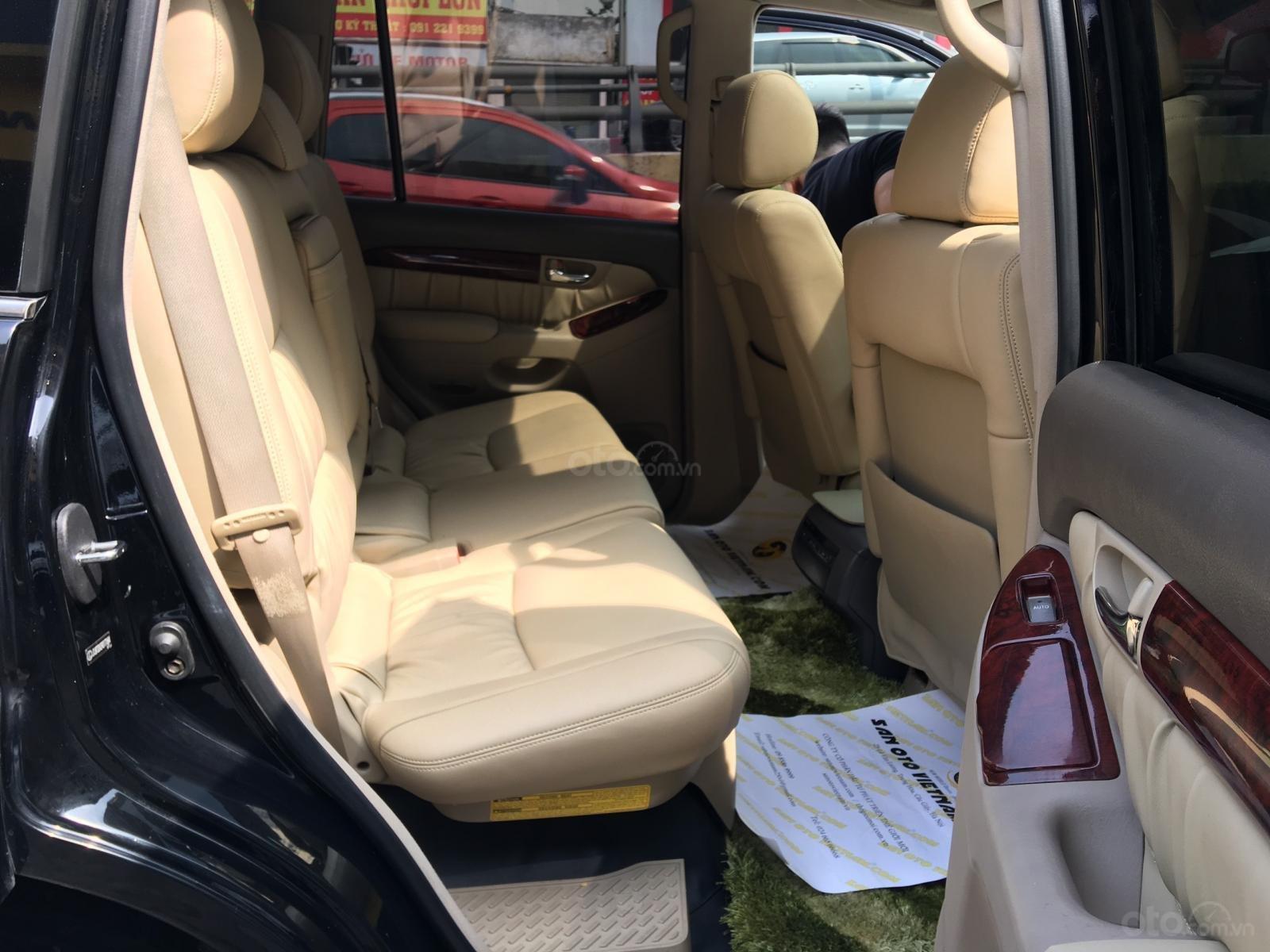 Bán xe Lexus GX 470 4.7 SX 2009, ĐKLĐ 2015, nhập khẩu (12)