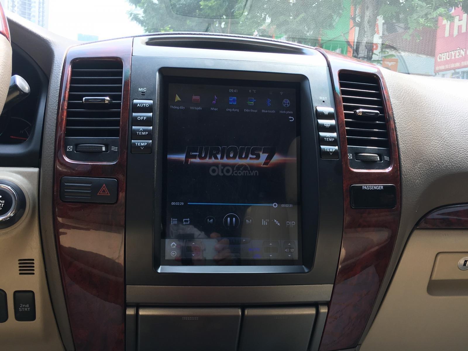 Bán xe Lexus GX 470 4.7 SX 2009, ĐKLĐ 2015, nhập khẩu (14)