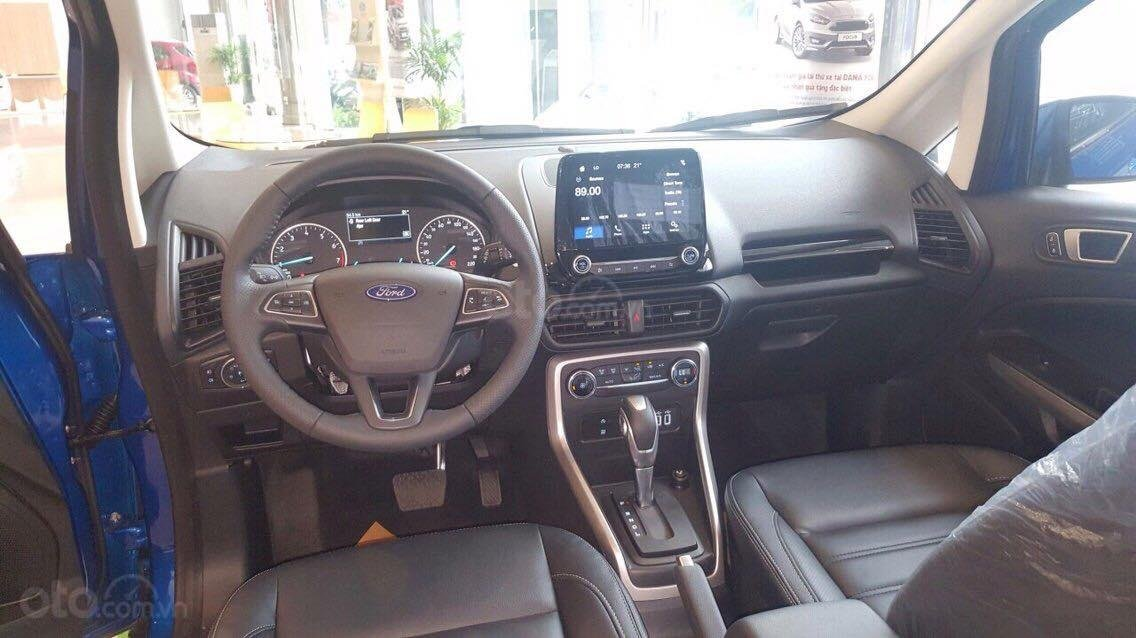 Cần bán Ford EcoSport năm sản xuất 2019, màu trắng tại Phú Yên-2