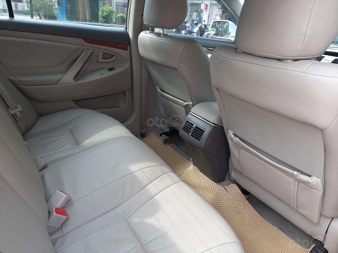Cần bán xe Toyota Camry 2.4G 2009, màu bạc, 545tr-7