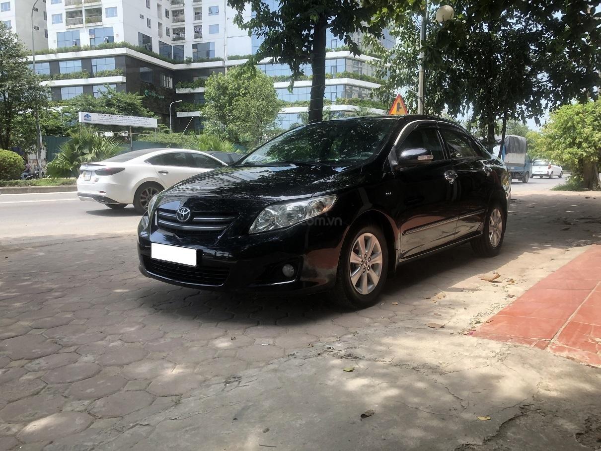 Bán xe Toyota Corolla altis 1.8G AT sản xuất 2010, biển Hà Nội-1