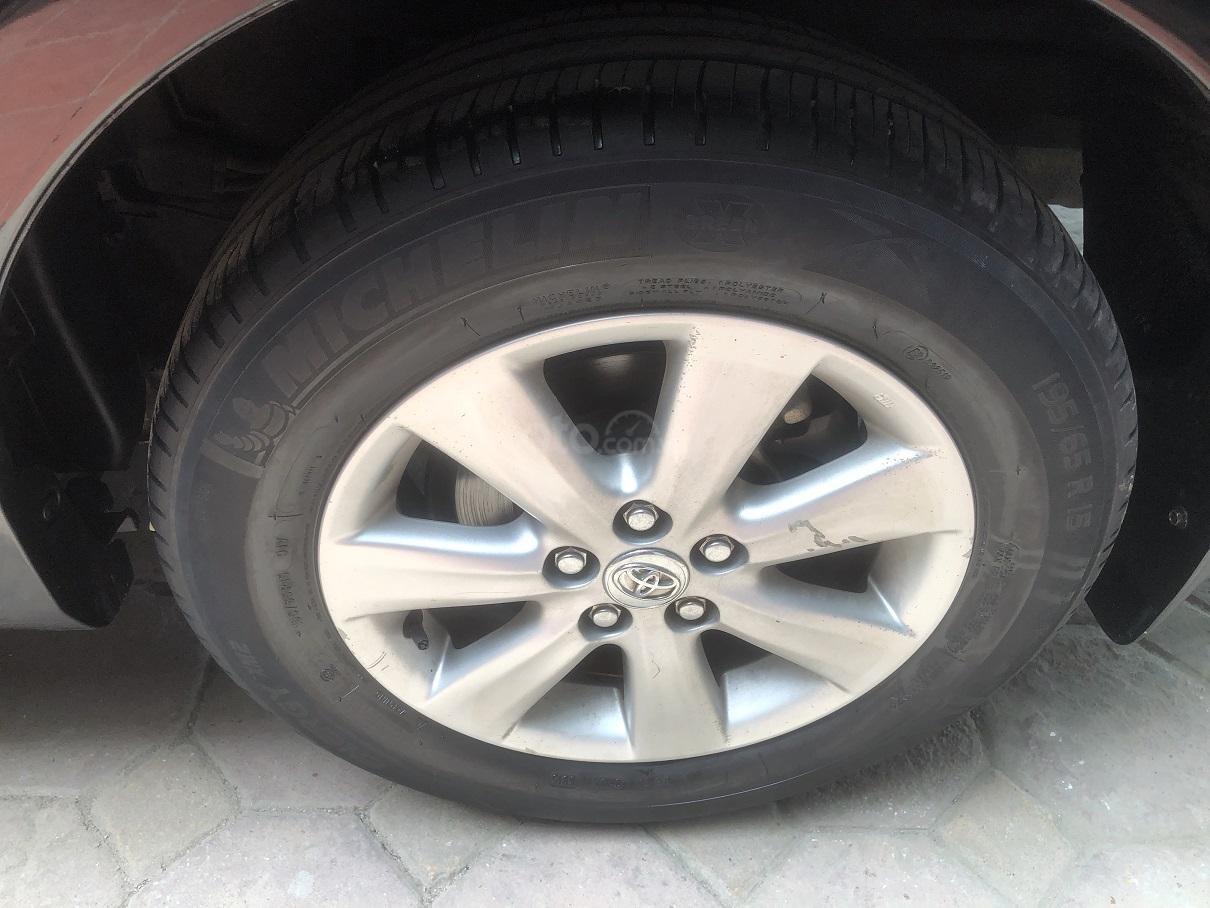 Bán xe Toyota Corolla altis 1.8G AT sản xuất 2010, biển Hà Nội-10