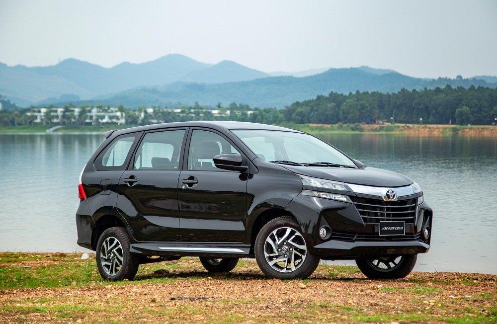 Bảng giá bán xe Toyota Avanza cập nhật mới