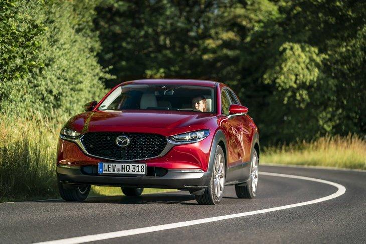 Đánh giá xe Mazda CX-30 2020.
