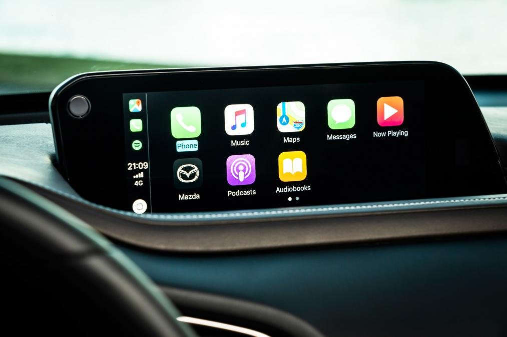 Đánh giá xe Mazda CX-30 2020
