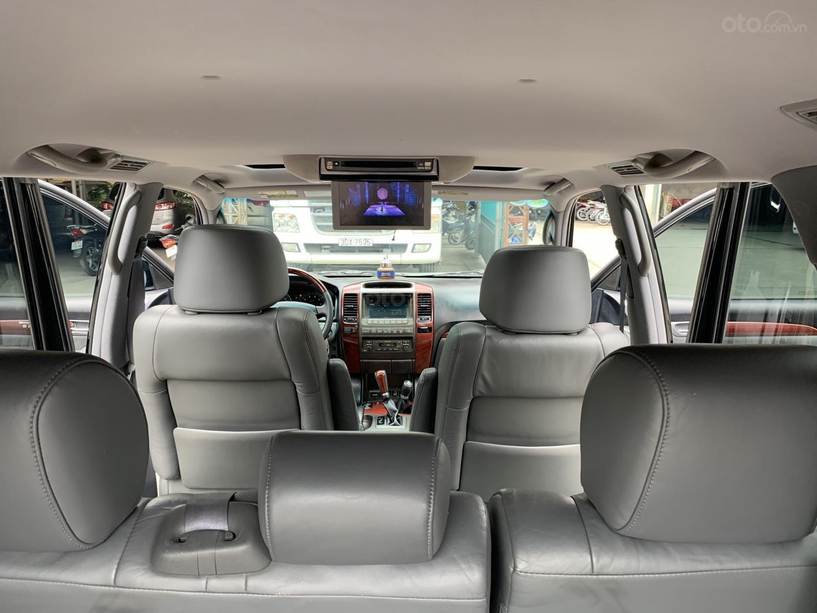 Bán Lexus GX 470 sản xuất 2009, màu đen, nhập khẩu (19)