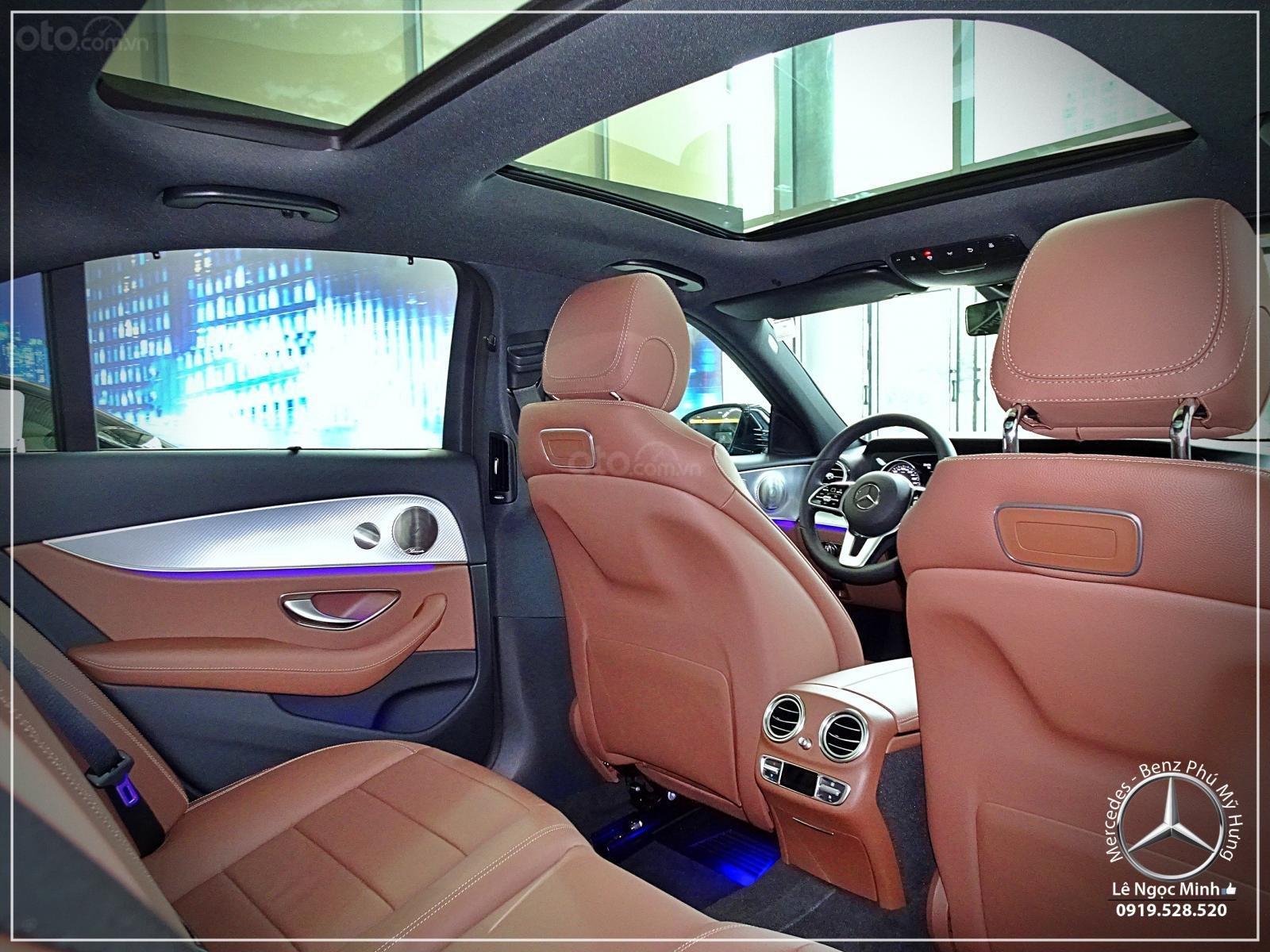 Bán xe Mercedes - Benz E200 Sport New 2020 - Hỗ trợ Bank 80%, xe giao ngay, ưu đãi tốt, LH 0919 528 520 (6)