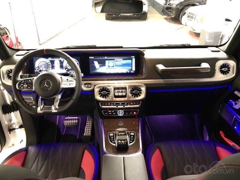 Bán Mercedes AMG G63 Model 2020 - Xe giao sớm - Liên hệ đặt hàng 0919 528 520 (5)