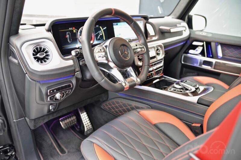 Bán Mercedes AMG G63 Model 2020 - Xe giao sớm - Liên hệ đặt hàng 0919 528 520 (7)