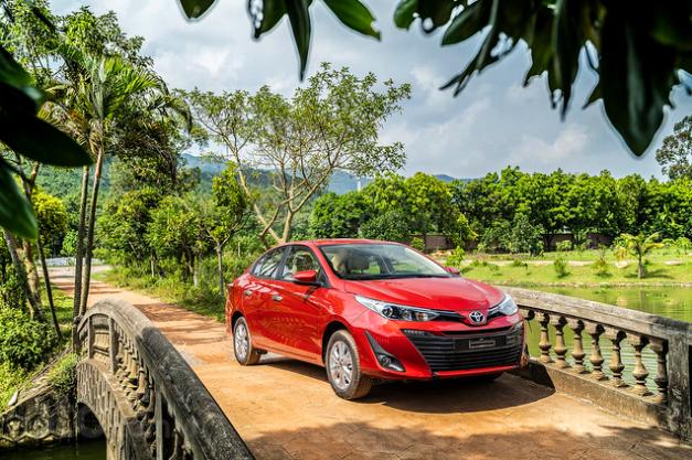 Toyota Vios 2019 sử dụng động cơ 1,5 lít Dual VVT-i hút khí tự nhiên, cho công suất tối đa 107 mã lực 1