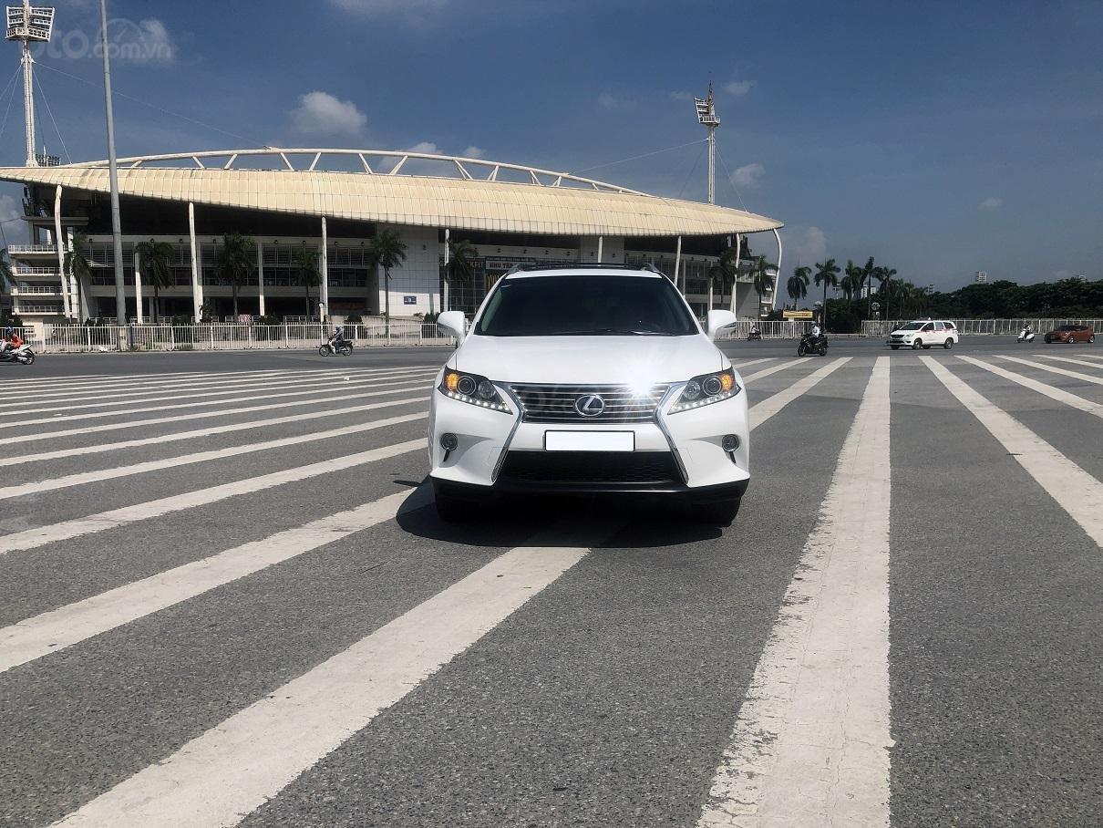 Bán xe Lexus RX 350 nhập Mỹ sản xuất 2015, đăng ký 2019, tên tư nhân-0