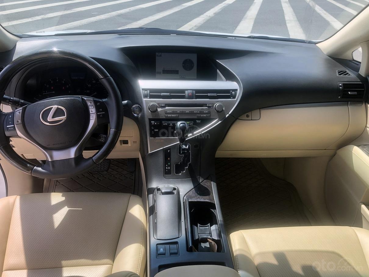 Bán xe Lexus RX 350 nhập Mỹ sản xuất 2015, đăng ký 2019, tên tư nhân-7