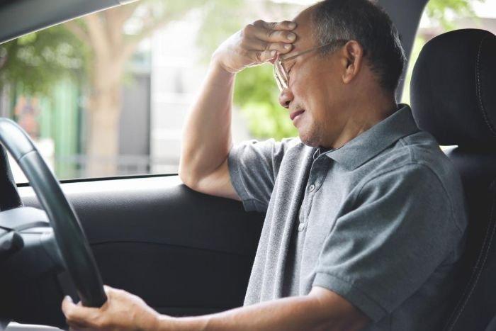 5 thói quen xấu dễ sinh bệnh của cánh tài xế đường dài 1a