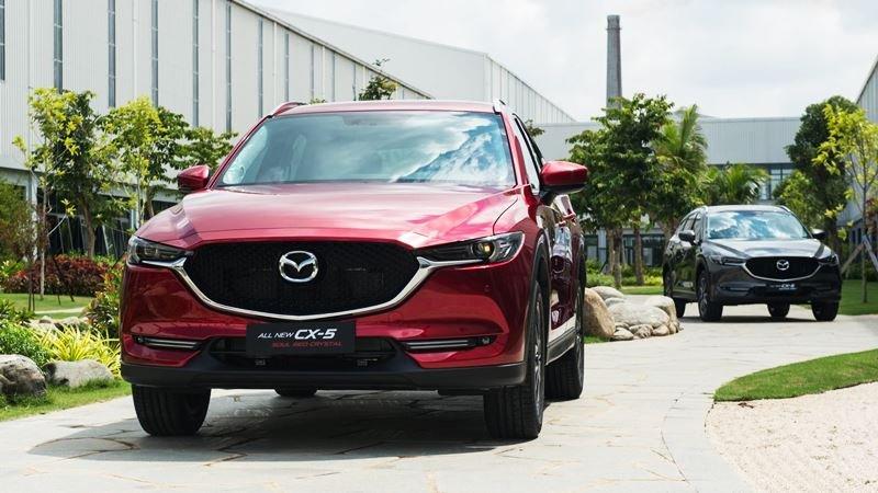 Cuộc cạnh tranh gay gắt của Honda CR-V và Mazda CX-5 trong 6 tháng đầu năm 2019 - Ảnh 1.