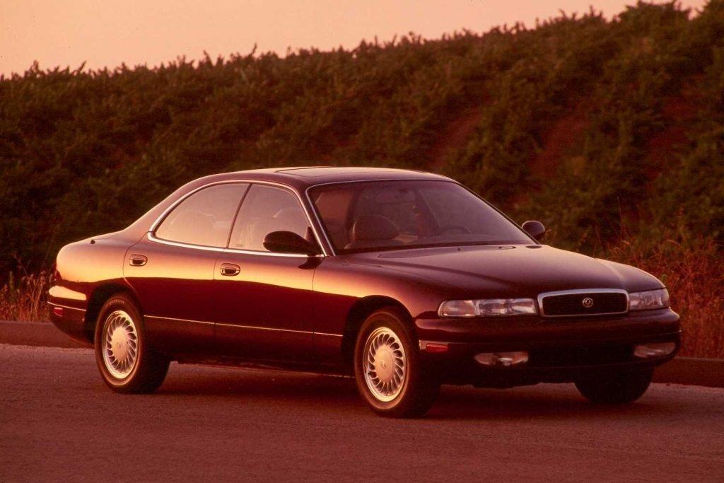 Mazda929 (1992- 1995).