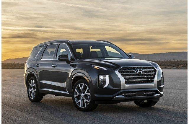 Hyundai Palisade 2020.
