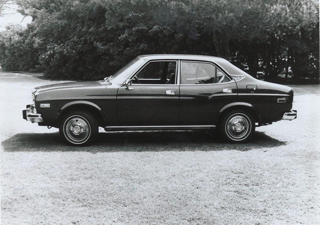 Mazda RX-4 (1972- 1977).