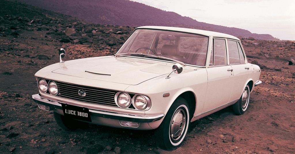 Mazda Luce(1966- 1973).