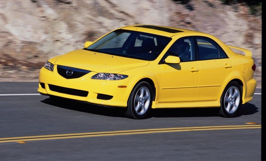 Mazda6(2003- 2008).