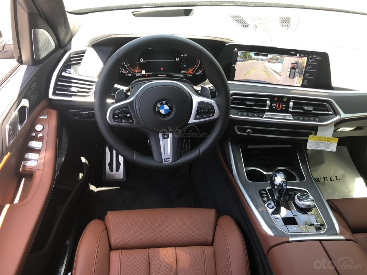 Bán BMW X7 Msport phiên bản thể thao cao cấp nhất, xe giao ngay. 0904754444 (6)