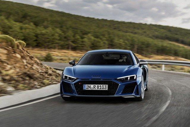 Audi R8 thế hệ mới sẽ điện hóa để đảm bảo tương lai a1