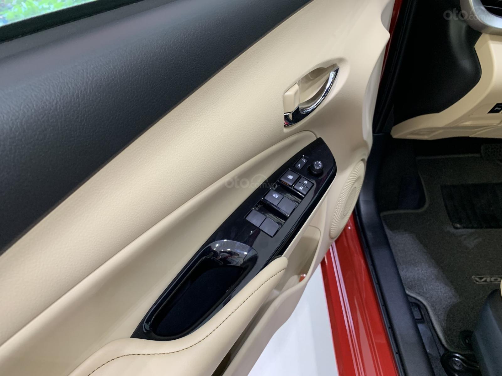 Bán Toyota Yaris 1.5G CVT 2019, màu đỏ, nhập khẩu Thái, 620 triệu - LH: 0943.134.210 (8)