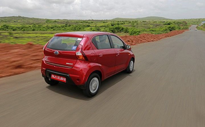 Xe Nhật Datsun Redi-Go ra mắt bản nâng cấp mới, giá chỉ 94 triệu đồng 3a