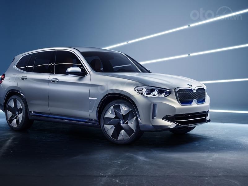 BMW 5-Series thế hệ mới sẽ có ít nhất 2 biến thể xe điện