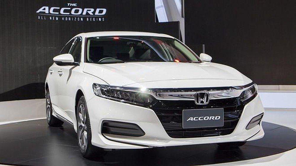Honda Accord là cái tên đáng chờ đợi cuối cùng của Honda