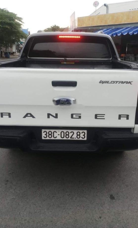 Bán Ford Ranger 2019, màu trắng, nhập khẩu  -1