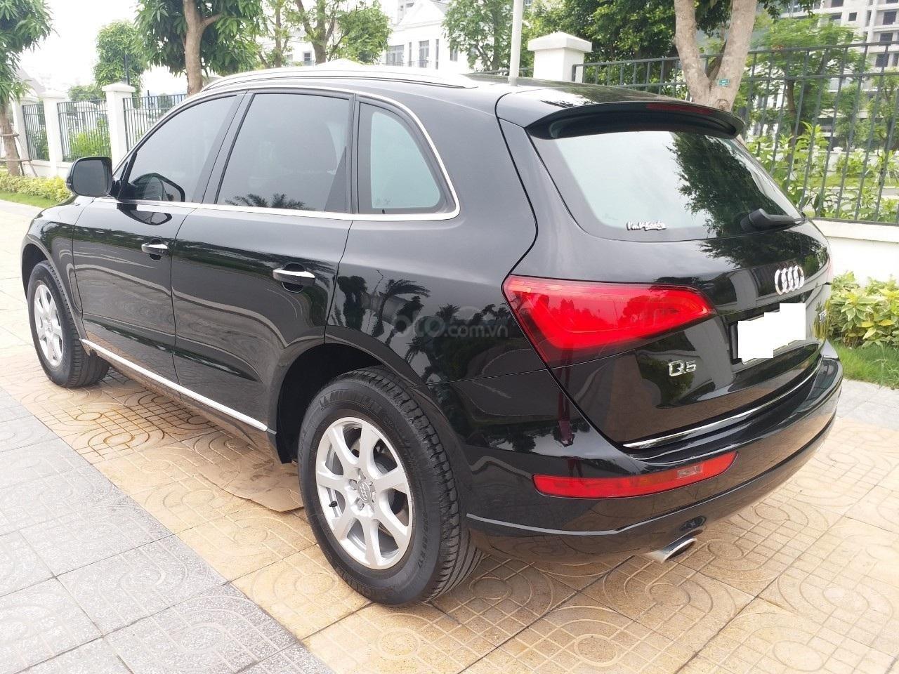 Bán Audi Q5 2.0 TFSI màu đen/ nâu, sản xuất cuối 2015 nhập Đức, đăng ký 2016 tên tư nhân (6)