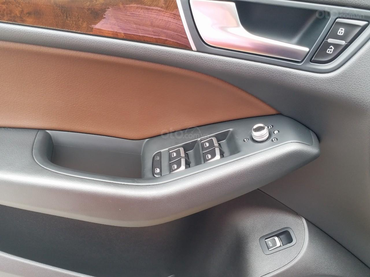Bán Audi Q5 2.0 TFSI màu đen/ nâu, sản xuất cuối 2015 nhập Đức, đăng ký 2016 tên tư nhân (23)