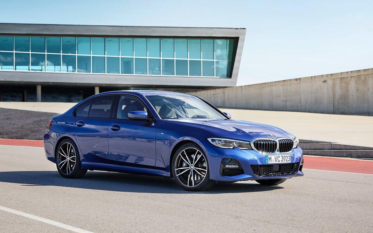 BMW 330i M Sport 2019 chính thức nhận cọc, giá tạm tính gần 2,4 tỷ đồng a1
