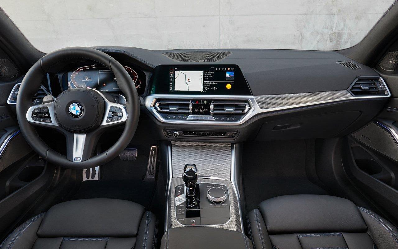 BMW 330i M Sport 2019 chính thức nhận cọc, giá tạm tính gần 2,4 tỷ đồng a3