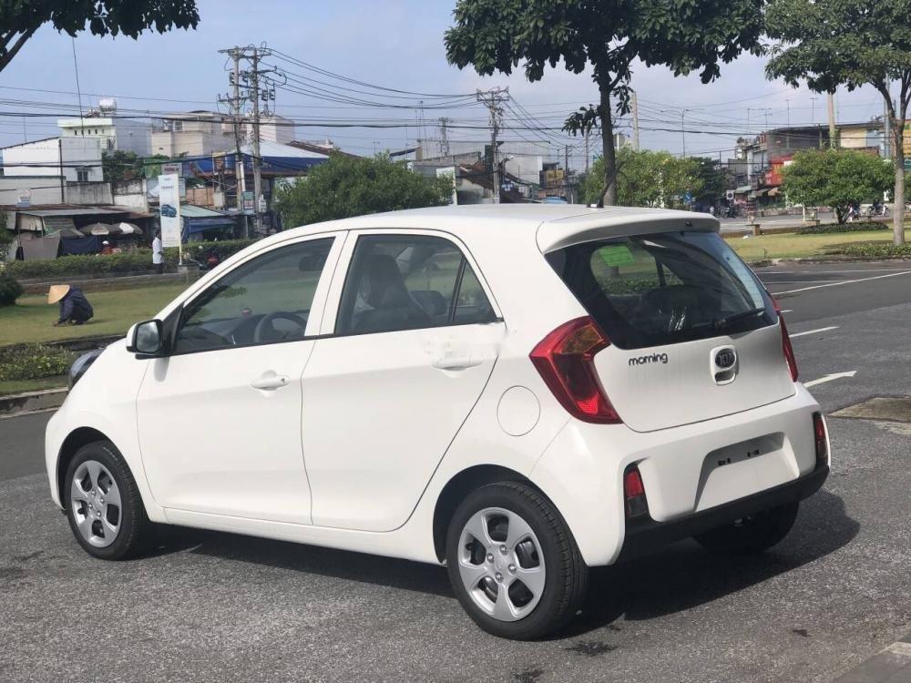 Cần bán Kia Morning năm sản xuất 2019, màu trắng giá cạnh tranh (1)
