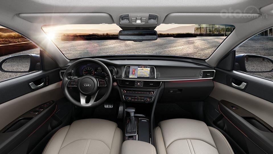 Bán xe Kia Optima G đời 2019 - sở hữu ngay chiếc xe phân khúc D giá chỉ từ 789tr-3