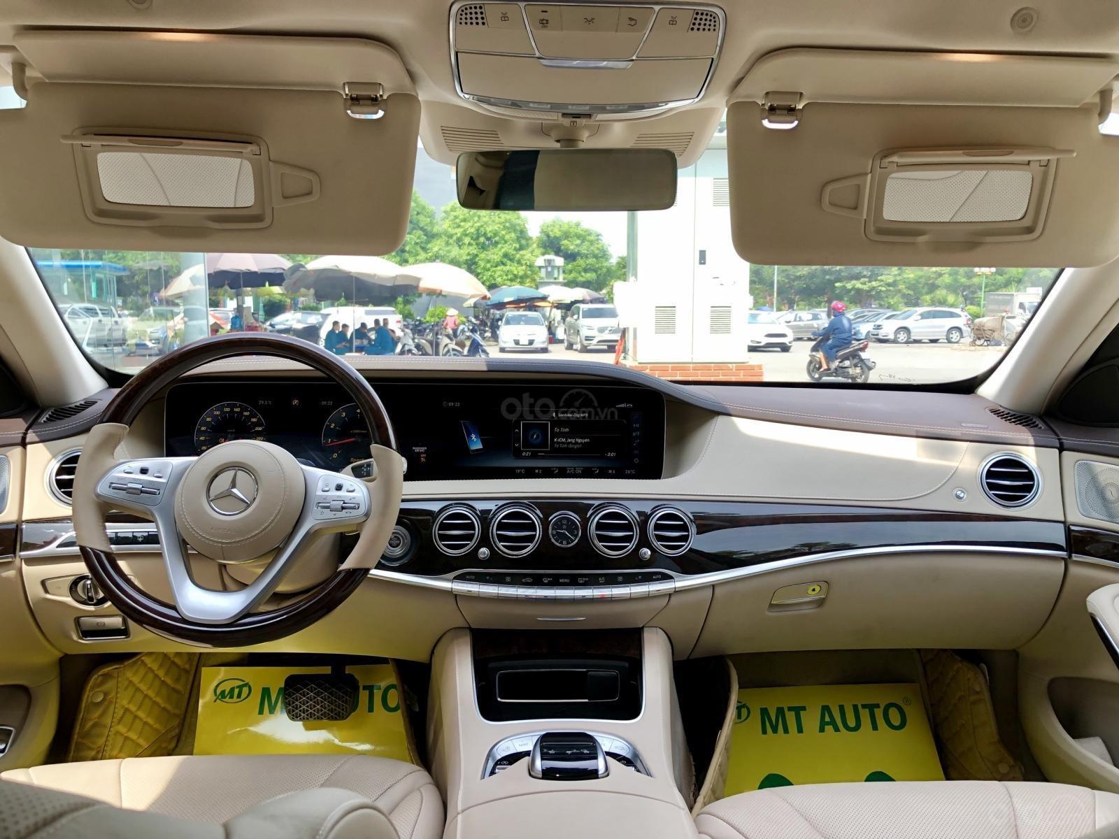Bán xe Mercedes S450L đk lần đầu T3/ 2019, màu trắng, siêu lướt 5000km - LH: 0982.84.2838 (10)