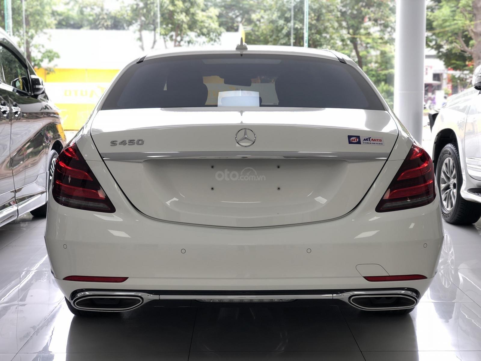 Bán xe Mercedes S450L đk lần đầu T3/ 2019, màu trắng, siêu lướt 5000km - LH: 0982.84.2838 (17)