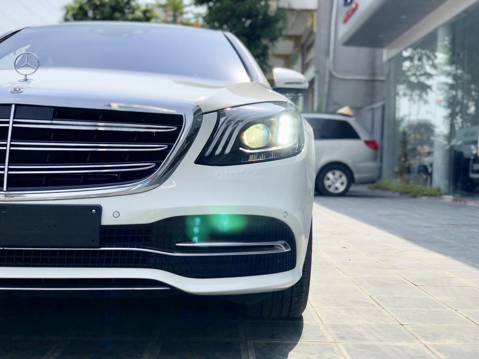 Bán xe Mercedes S450L đk lần đầu T3/ 2019, màu trắng, siêu lướt 5000km - LH: 0982.84.2838 (23)