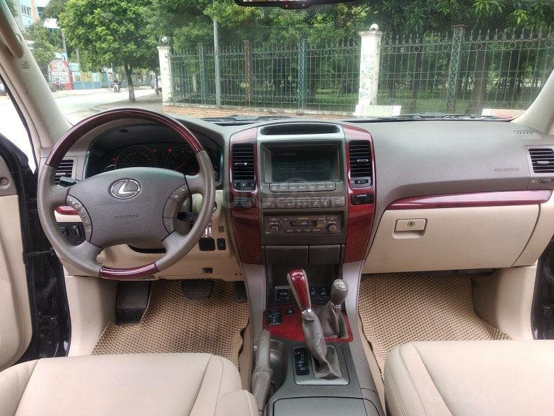 Lexus GX 470 sản xuất 2007- LH 0912252526-6