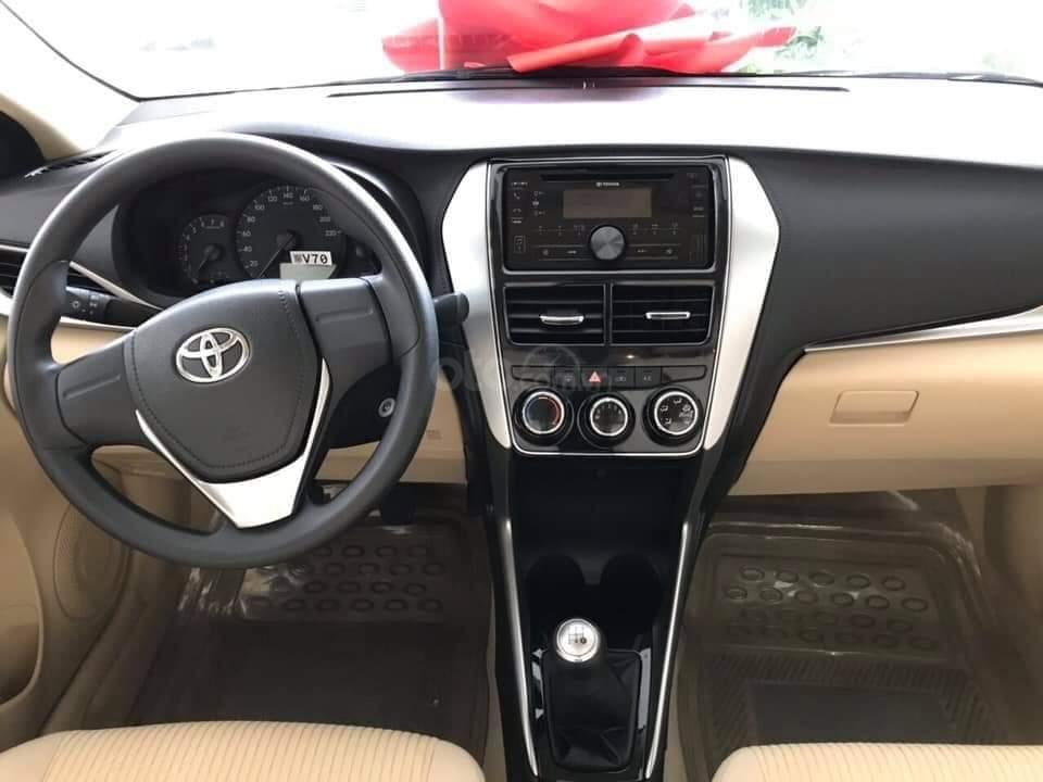 Mua xe Toyota Vios 2019 lãi suất 0% (4)